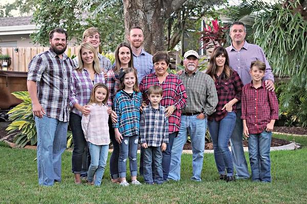 Ryan Family Photos, Dec 2017