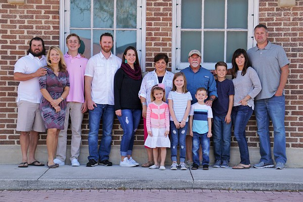Ryan Family Photos, Jan 2017
