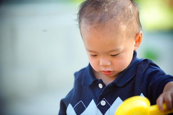 Baby Gavin 2011