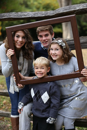 """""""A Picture Perfect"""" Family"""