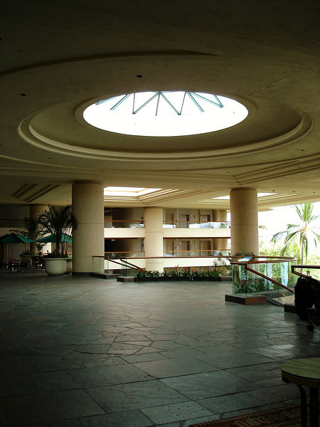 The Main Lobby Area