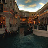 After dinner, we took a walk exploring the shops within the Venetian Hotel.