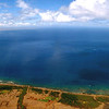 This is a view of the Maui shoreline as we headed towards Maalaea Bay.