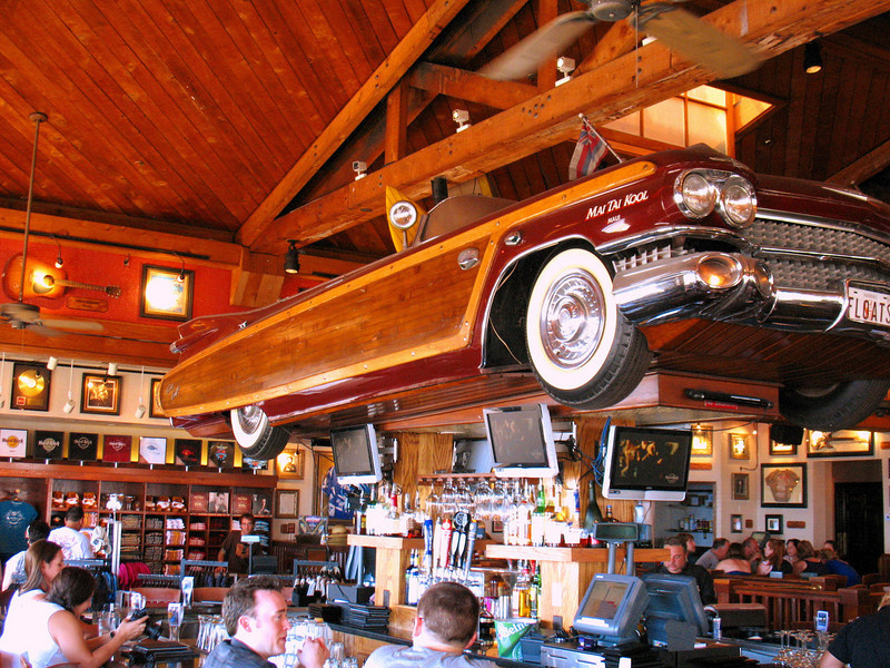 The Hard Rock Cafe, Lahaina.