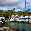 Lahaina Small Boat Harbor on Front Street.