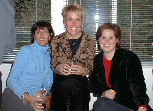 Lea, Diane, and Maryann