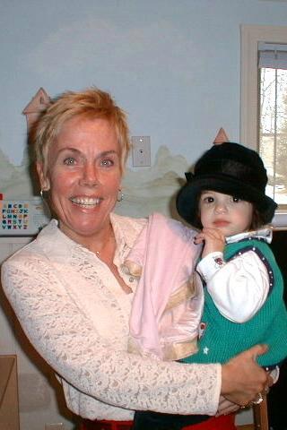 Auntie Diane & Genna