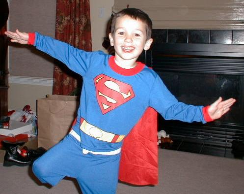 Super Tommy!