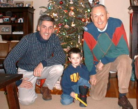 Tom Jr, Tommy, Tom Sr.