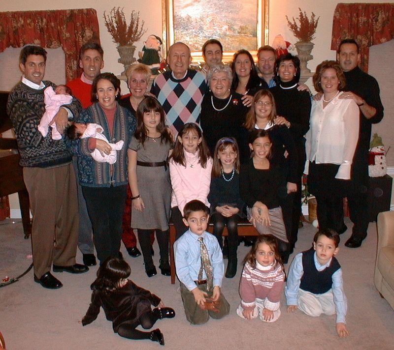 The Comparato Family