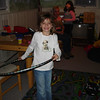 Emma and her hulahoop