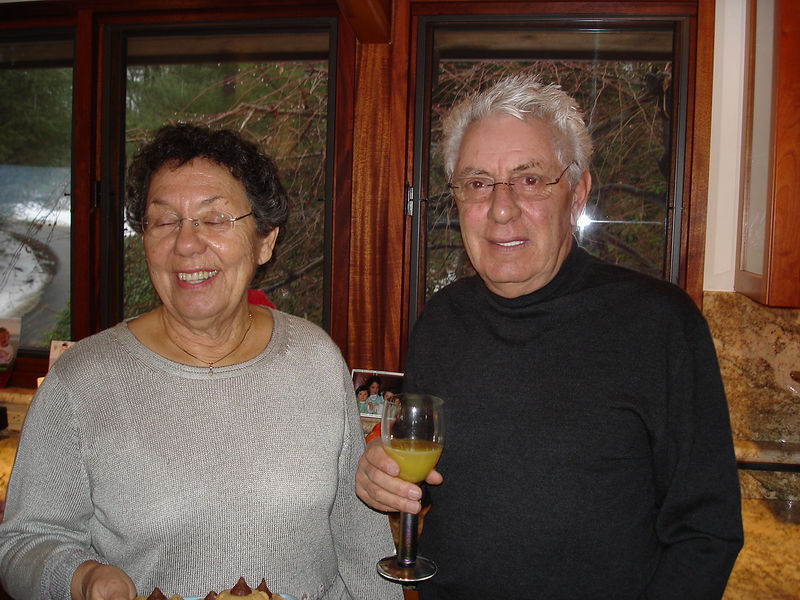 Aunt Elena and Uncle Dick