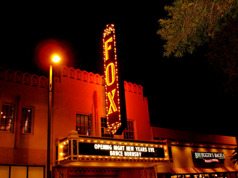 The Fox Tucson Theatre: Reopening Night 12/31/05