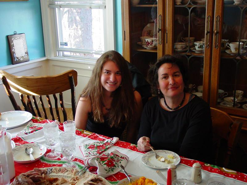 Lauren and Annette.