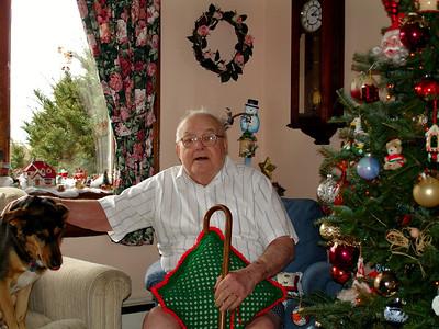 Doc on Christmas Day.
