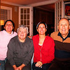 Gina, Mom, Lea, & Dad.