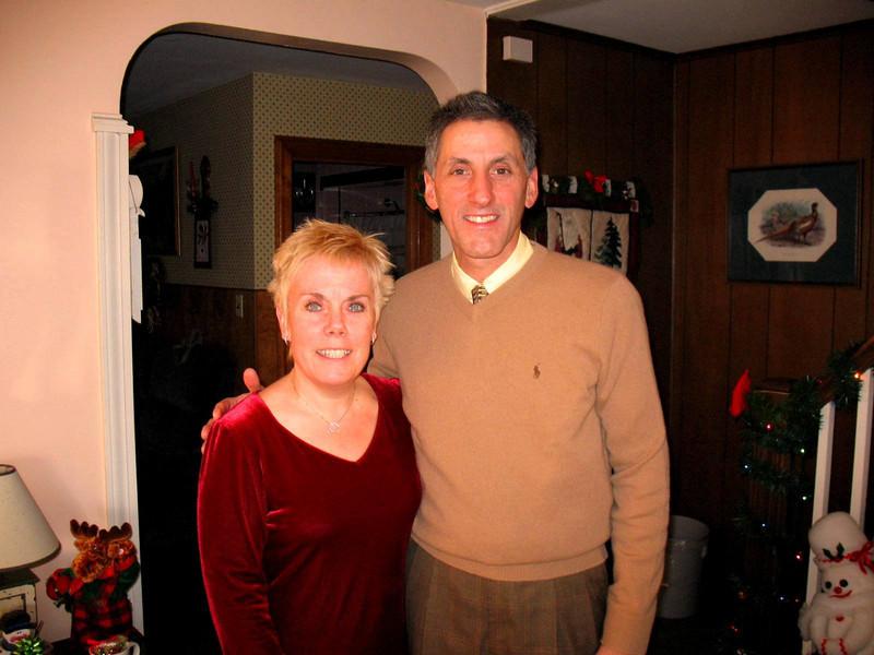 Diane & Tom.
