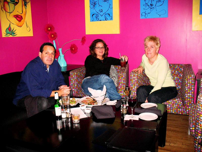 Drinks w/Frank & MaryAnn, EvenFall - Haverhill, MA.