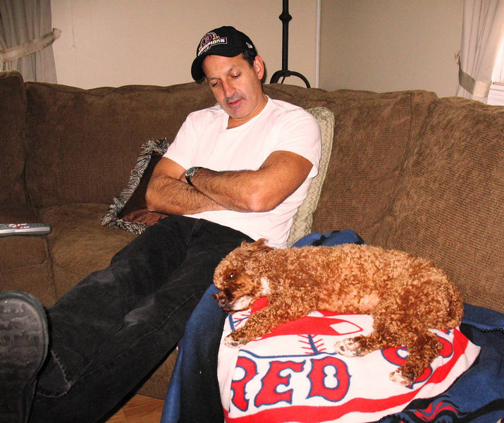 Frank and Fenway