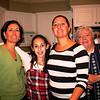 Lea, Marisa, Gina, & Mom.