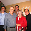 12/24/07: Chris, Dad, Tom, Mom, & Frank.