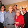 12/24/07: Chris, Dad, Tom, Mom, & Frank.