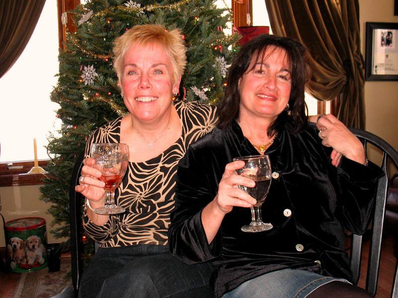 Diane & Annette