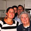 Gina, Genna, Frank, & Mom.