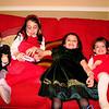 Sophia, Carly, Genna, & Ella.