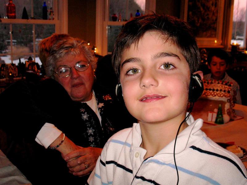 Mom & Nick.