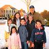 Emma, Genna, Talia, Nick, Marisa, Julia, Dad, & Tommy.