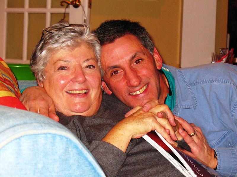 Mom & Tom.