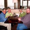 12/23/07: Tom, Diane, Eva, Chris: Burton's Grill, N.Andover, MA.