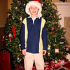 Tommy on Christmas Eve.