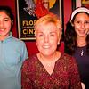 Talia, Auntie Diane, & Marisa.