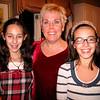 Marisa, Auntie Diane, & Julia.