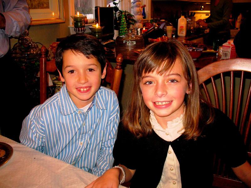 Tommy & Emma.
