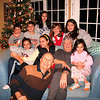 Tommy, Julia, Nick, Marisa, Ali, Dad, Emma, Mom, Talia, & Genna.