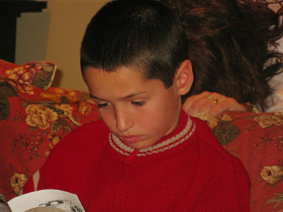 Christmas 2009: Tommy