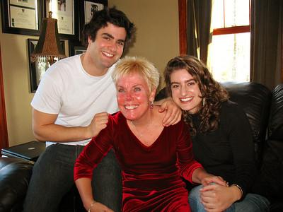Philip, Diane, and Lauren.