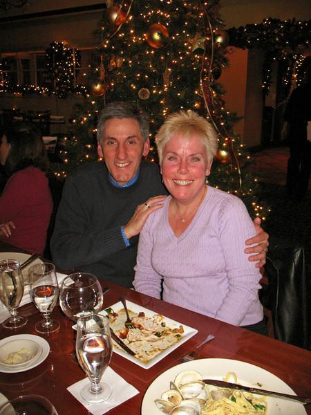 12/28/10: Tom & Diane.