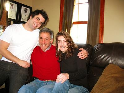 Philip, Tom, and Lauren.