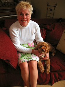 Diane and Fenway.