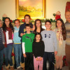 Mom, Marisa, Emma, Talia, Tommy, Genna, Julia, Nick, Ali, and Dad.