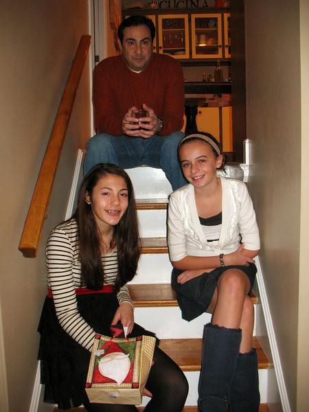 Talia, Ralph, and Emma.