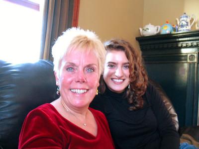 Diane and Lauren.