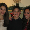 Talia, Nick, and Marissa.