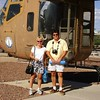 Diane and David, Pima Air & Space Museum
