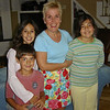 Nicholas, Marisa, Diane, and Talia