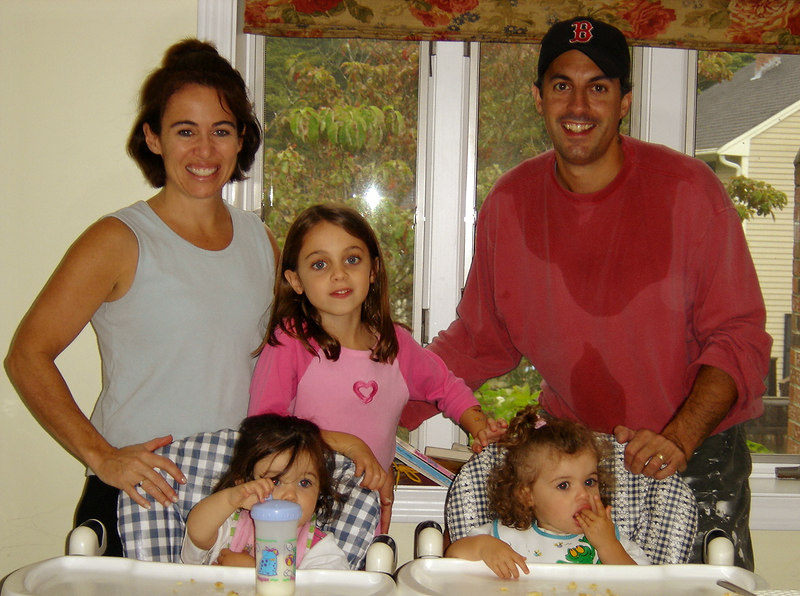 Christina, Sophia, Carly, Ella, and Chris